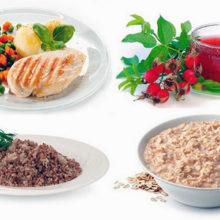Правильное питание при гастрите