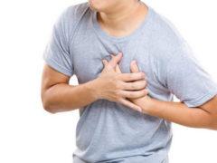 Боли в груди— признак сердечно-сосудистых заболеваний. Проверь себя!