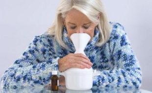 Ингаляции при простуде и заболевании верхних дыхательных путей у детей и взрослых